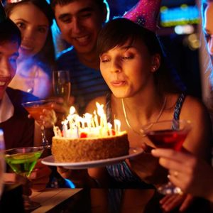 birthday entertainment
